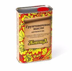 """Грунтовочное масло для дерева - продукция компании """"Живица"""""""